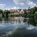 Bánki tó, Tó Hotel