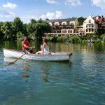 Csónakázók (Tó Hotel Wellness Bánk)